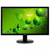 "Монитор Acer 21.5"" K222HQLBid черный TN+film LED 5ms 16:9 DVI HDMI матовая 200cd 1920x1080 D-Sub FHD 3.1кг"