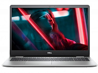 "Ноутбук Dell Dell Inspiron 5593 15.6""(1920x1080 (матовый) IPS)/Intel Core i7 1065G7(1.3Ghz)/8192Mb/512SSDGb/noDVD/Ext:nVidia GeForce MX230(4096Mb)/Cam/BT/WiFi/war 1y/1.83kg/  Silver / Linix"
