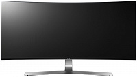 "Монитор LG 34"" 34UC98-W белый IPS LED 21:9 HDMI M/M матовая HAS 300cd 3440x1440 DisplayPort QHD USB 7.8кг"