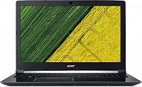 "Ноутбук Acer Acer Aspire A717-72G-784Q 17.3""(1920x1080 (матовый, 144Hz) IPS)/Intel Core i7 8750H(2.2Ghz)/8192Mb/1000+128SSDGb/noDVD/Ext:nVidia GeForce GTX1060(6144Mb)/Cam/BT/WiFi/war 1y/2.9kg/black/W10"