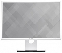 "Монитор Dell 22"" P2217wh белый TN+film LED 5ms 16:10 HDMI матовая HAS Pivot 250cd 178гр/178гр 1680x1050 D-Sub DisplayPort HD READY USB"