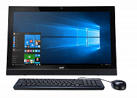 "Моноблок Acer Aspire Z1-623 21.5"" Full HD i3 5005U (2)/4Gb/1Tb/GF940 2Gb/DVDRW/CR/Windows 10 Home Single Language/Eth/WiFi/BT/Spk/клавиатура/мышь/Cam/черный 1920x1080"