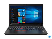 Ноутбук Lenovo Lenovo ThinkPad E15  T 15.6FHD_IPS_AG_250N_N/ I5-10210U_1.6G_4C_MB /8GB_DDR4_2666_SODIMM /256GB_SSD_M.2_2242_NVME_TLC /1TB_HD_5400RPM_2.5_7MM /INTEGRATED_GRAPHICS / / /FPR /720P_HD_CAMERA_W/MIC / / /3CELL_45WH_INTERNAL /65W_USB-C_PSU /2x US