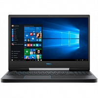 "Ноутбук Dell Dell G5-5590 15.6""(1920x1080 (матовый) IPS)/Intel Core i7 9750H(2.6Ghz)/16384Mb/512SSDGb/noDVD/Ext:nVidia GeForce RTX2060(6144Mb)/Cam/BT/WiFi/war 1y/2.68kg/ Black / Linux  +  Backlit"