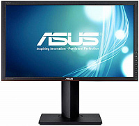 "Монитор Asus 23"" PA238QR черный IPS LED 16:9 DVI HDMI матовая HAS Pivot 250cd 1920x1080 D-Sub DisplayPort FHD USB 5.5кг"