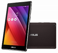 "ASUS Z170CG-1A026A 7""(1024x600 IPS)/Intel Atom x3-C3230(1.2Ghz)/1024Mb/16Gb/noDVD/Cam/BT/WiFi/3G/war 1y/0.27kg/black/Android 5.0"