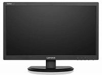 "Монитор Lenovo 21.5"" E2224 черный TFT LED 8ms 16:9 DVI матовая HAS Pivot 250cd 1920x1080 D-Sub USB 4.84кг"