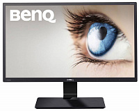 "Монитор Benq 23.8"" GW2470HM черный VA LED 16:9 DVI HDMI M/M матовая 250cd 1920x1080 D-Sub FHD 4.1кг"