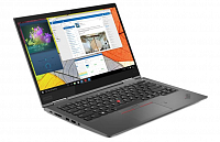 Ноутбук Lenovo Lenovo X1 Yoga 4th Gen T 14.0UHD_IPS_AR/AS_500N_MT/ CORE_I7-8565U_1.8G_4C_MB/ 16GB(4X32GBX32)_LPDDR3_2133/ 1TB_SSD_M.2_2280_NVME_TLC_OPAL/ / INTEGRATED_GRAPHICS/ / FIBOCOM_L860-GL_4G_LTE_CAT16/ FINGERPRINT_READER/ IR&HD_CAMERA_W/MIC/ KYB_RU