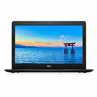 "Ноутбуки Dell Dell Inspiron 3595 15.6""(1366x768 (матовый))/AMD A6 9225(2.6Ghz)/4096Mb/500Gb/noDVD/Ext:AMD Radeon R4/black/Linux"