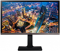 "Монитор Samsung 31.5"" U32E850R черный PLS LED 16:9 HDMI матовая HAS Pivot 600:1 300cd 178гр/178гр 3840x2160 DisplayPort Ultra HD USB 9.61кг"