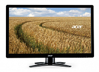 "Монитор Acer 23.8"" G246HYLbid черный IPS LED 6ms 16:9 DVI HDMI матовая 250cd 1920x1080 D-Sub FHD 3.6кг"