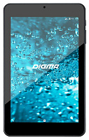 "Планшет Digma Optima 7301 Cortex A33 (1.3) 4C/RAM1Gb/ROM8Gb 7"" IPS 1280x800/Android 5.1/черный/0.3Mpix/0.3Mpix/WiFi/Touch/microSD 32Gb/minUSB/2500mAh"