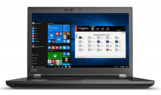 "Ноутбук Lenovo Lenovo P72 17.3"" UHD (3840 x 2160) IPS /Xeon E-2186M /2x 16GB DDR4 ECC 2400MHz /1TB M.2 PCI-e SSD /- /Quadro P5200 16GB /No ODD /Non-WWAN, not upgradable /FPR /IR Camera /backlit /SCR /6 Cell 99Whr /230W slim tip / /3 x USB 3.0 A, 2 x TBT3,"