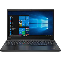 Ноутбук Lenovo Lenovo ThinkPad  E15  T 15.6FHD_IPS_AG_250N_N/ I7-10510U_1.8G_4C_MB /16GB_DDR4_2666_SODIMM /256GB_SSD_M.2_2242_NVME_TLC /1TB_HD_5400RPM_2.5_7MM /RX640_2GB_D5_64B / / /FPR /720P_HD_CAMERA_W/MIC / / /3CELL_45WH_INTERNAL /65W_USB-C_PSU /2x USB