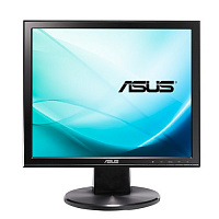 "Монитор Asus 19"" VB199T черный IPS LED 5:4 DVI M/M глянцевая 250cd 1280x1024 D-Sub HD READY 3.2кг"