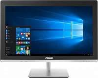 "Моноблок Asus V230ICGT-BF042X 23"" Full HD Touch i7 6700T (2.8)/8Gb/2Tb/GF930M 2Gb/DVDRW/CR/Windows 10 64/GbitEth/WiFi/BT/клавиатура/мышь/Cam/черный/серебристый 1920x1080"