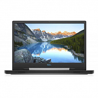 "Ноутбук Dell Dell G7-7790 17.3""(1920x1080 (матовый, 144Hz) IPS)/Intel Core i9 9880H(2.3Ghz)/16384Mb/512SSDGb/noDVD/Ext:nVidia GeForce RTX2080 Max-Q(8192Mb)/Cam/BT/WiFi/war 1y/3.3kg/ Abyss Grey /W10 + Backlit"