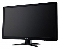 "Монитор Acer 21.5"" G227HQLAbid черный IPS LED 6ms 16:9 DVI HDMI матовая 250cd 1920x1080 D-Sub FHD 2.8кг"