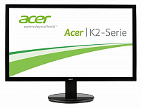 "Монитор Acer 19.5"" K202HQLAb черный TN+film LED 5ms 16:9 матовая 200cd 1366x768 D-Sub HD READY 2.9кг"