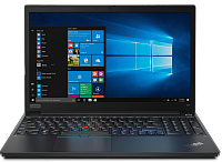 Ноутбук Lenovo Lenovo ThinkPad E15 T 15.6FHD_IPS_AG_250N_N/ I5-10210U_1.6G_4C_MB /16GB_DDR4_2666_SODIMM /512GB_SSD_M.2_2242_NVME_TLC / /INTEGRATED_GRAPHICS / / /FPR /720P_HD_CAMERA_W/MIC / / /3CELL_45WH_INTERNAL /65W_USB-C_PSU /2x USB 3.1, 1x USB 2.0, 1x