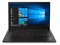 Ноутбук Lenovo Lenovo ThinkPad X1 Carbon 7th Gen T 14.0FHD_IPS_AG_400N_LP/ CORE_I5-8265U_1.6G_4C_MB/ 16GB(4X32GBX32)_LPDDR3_2133/ 256GB_SSD_M.2_2280_NVME_TLC_OP/ / INTEGRATED_GRAPHICS/ / FIBOCOM_L850-GL_4G_LTE_CAT9/ FINGERPRINT_READER/ IR&HD_CAMERA_W/MIC/