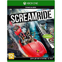 Игра для Xbox One Microsoft Scream Ride (12+)
