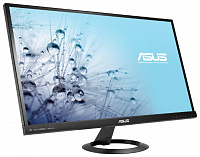 "Монитор Asus 27"" VX279Q черный IPS LED 16:9 HDMI M/M матовая 250cd 1920x1080 D-Sub DisplayPort FHD"