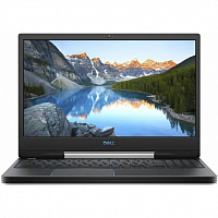 "Ноутбук Dell Dell G5-5590 15.6""(1920x1080 (матовый, 144Hz) IPS)/Intel Core i7 9750H(2.6Ghz)/16384Mb/1000+256SSDGb/noDVD/Ext:nVidia GeForce RTX2060(6144Mb)/Cam/BT/WiFi/war 1y/2.68kg/ White / Linux  + GSYNC/ Backlit"