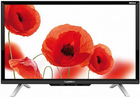 "Телевизор LED Telefunken 31.5"" TF-LED32S19 черный/HD READY/50Hz/USB (RUS)"