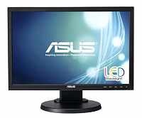 "Монитор Asus 19"" VW199TL черный TN+film LED 5ms 16:10 DVI M/M матовая HAS Pivot 250cd 1440x900 D-Sub HD READY 5.1кг"