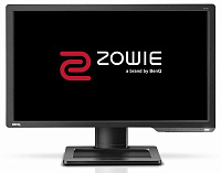 "Монитор Benq 24"" XL2411 Zowie черный TN+film LED 16:9 DVI HDMI 3D матовая HAS Pivot 350cd 1920x1080 D-Sub FHD 5.9кг"