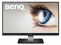 "Монитор Benq 23.8"" GW2406Z черный IPS LED 16:9 HDMI матовая 250cd 1920x1080 D-Sub DisplayPort FHD 3.35кг"