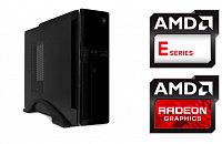 ПК AMD E1 (1.4) / 2Gb / SSD 128 Gb / Radeon HD 8240