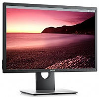 "Монитор Dell 22"" P2217 черный TN+film LED 5ms 16:10 HDMI матовая HAS 250cd 178гр/178гр 1680x1050 D-Sub DisplayPort HD READY USB"