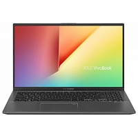 "Ноутбук ASUS ASUS X512DK-BQ069T 15.6""(1920x1080 (матовый))/AMD Ryzen 3 3200U(2.6Ghz)/4096Mb/500Gb/noDVD/Ext:AMD Radeon R540X(2048Mb)/Cam/BT/WiFi/war 1y/1.7kg/Slate Grey/W10"