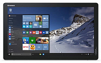 "Моноблок Lenovo Yoga Home 500-22IBU 21.5"" Full HD Touch i5 5200U (2.2)/8Gb/500Gb/GT920A 1Gb/CR/Windows 10/WiFi/клавиатура/мышь/Cam/черный/серебристый 1920x1080"