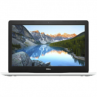 "Ноутбук Dell Dell Inspiron 3582 15.6""(1366x768 (матовый))/Intel Celeron N4000(1.1Ghz)/4096Mb/500Gb/noDVD/Int:Intel UHD Graphics 600/Cam/BT/WiFi/war 1y/2.28kg/ WHite / Win 10 Home"