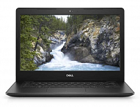 "Ноутбук DELL VOSTRO 3490 Dell Dell Vostro 3490 14""(1920x1080 IPS)/Intel Core i5 10210u(1.6Ghz)/8192Mb/256SSDGb/noDVD/Int:Intel UHD Graphics 620/Cam/BT/WiFi/42WHr/war 1y/1.72kg/black/W10Pro"