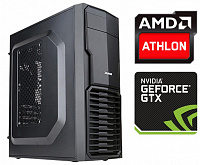 ПК II X4 840 (3.1) / 8Gb / SSD 255 Gb + 1  Tb 7.2k / nVidia GeForce GTX 1650XS - 4 Gb