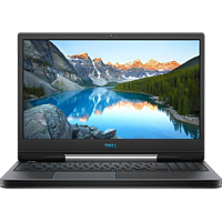 "Ноутбук Dell Dell G5-5590 15.6""(1920x1080 (матовый, 144Hz) IPS)/Intel Core i7 9750H(2.6Ghz)/16384Mb/1000+256SSDGb/noDVD/Ext:nVidia GeForce GTX1660Ti(6144Mb)/Cam/BT/WiFi/war 1y/2.68kg/ Black / Win 10 Home  + GSYNC/ Backlit"