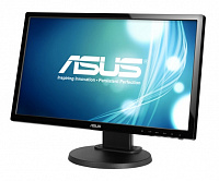 "Монитор Asus 21.5"" VE228TL черный TN+film LED 5ms 16:9 DVI M/M матовая HAS Pivot 250cd 1920x1080 D-Sub FHD"