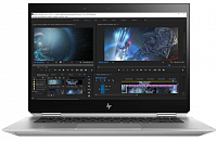 "Ноутбук HP HP ZBook x360 Studio G5 15.6""(1920x1280)/Touch/Intel Core i7 9850H(2.6Ghz)/16384Mb/512SSDGb/noDVD/Ext:nVidia Quadro P2000(4096Mb)/war 3y/2.26kg/silver/W10Pro + no Pen"