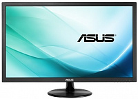 "Монитор Asus 21.5"" VP228TE черный TN+film LED 16:9 DVI M/M матовая 200cd 1920x1080 D-Sub FHD 3.5кг"