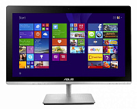 "Моноблок Asus ET2323INK-BC005R 23"" Full HD i5 5200U (2.2)/4Gb/1Tb/GF840M 1Gb/DVDRW/Windows 8.1 64/GbitEth/WiFi/90W/клавиатура/мышь/Cam/черный 1920x1080"