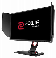 "Монитор Benq 25"" XL2540 Zowie черный TN+film LED 16:9 DVI HDMI матовая HAS Pivot 1000:1 400cd 170гр/160гр 1920x1080 DisplayPort FHD USB 7.2кг"