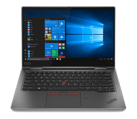 Ноутбук Lenovo Lenovo ThinkPad  X1 Yoga 4th Gen 14.0FHD_IPS_AR/AS_400N_MT_EPF/ CORE_I7-8565U_1.8G_4C_MB/ 16GB(4X32GBX32)_LPDDR3_2133/ 512GB_SSD_M.2_2280_NVME_TLC_OP/ / INTEGRATED_GRAPHICS/ IR&HD_CAMERA_W/MIC/ KYB_RUS/ Thinkpad Pen Pro/ W10_PRO/ GRAY
