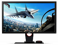 "Монитор Benq 27"" XL2730Z черный TN+film LED 16:9 DVI HDMI матовая HAS Pivot 350cd 2560x1440 D-Sub DisplayPort QHD USB 7.5кг"