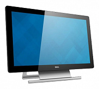 "Монитор Dell 23"" P2314T черный IPS LED 16:9 HDMI глянцевая 270cd 178гр/178гр 1920x1080 D-Sub DisplayPort FHD USB Touch 7.1кг"