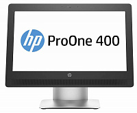 "Моноблок HP ProOne 400 G2 20"" HD+ P G4400T (2.9)/4Gb/500Gb 7.2k/HDG510/DVDRW/Windows 10 Single Language 64/Eth/WiFi/BT/90W/клавиатура/мышь/Cam/черный 1600x900"